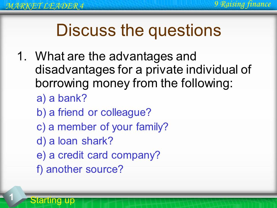advantages and disadvantages of green banking Answer to what are the advantages and disadvantages of an banking commission inquiry into banking misconduct.