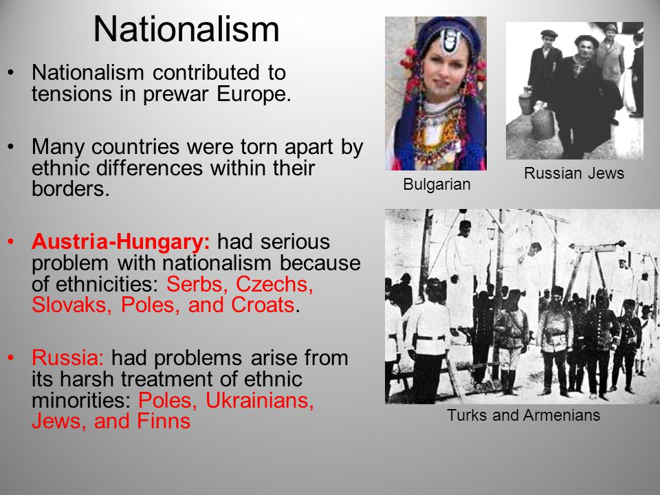 how nationalism in the balkans contributed Get an answer for 'how did the growth of the nationalism affect the balkans' and find homework help for other history questions at enotes.