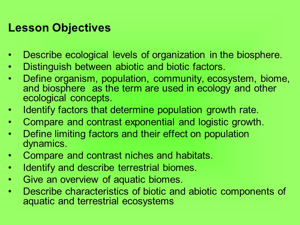 relationship between aquatic and terrestrial ecosystems the