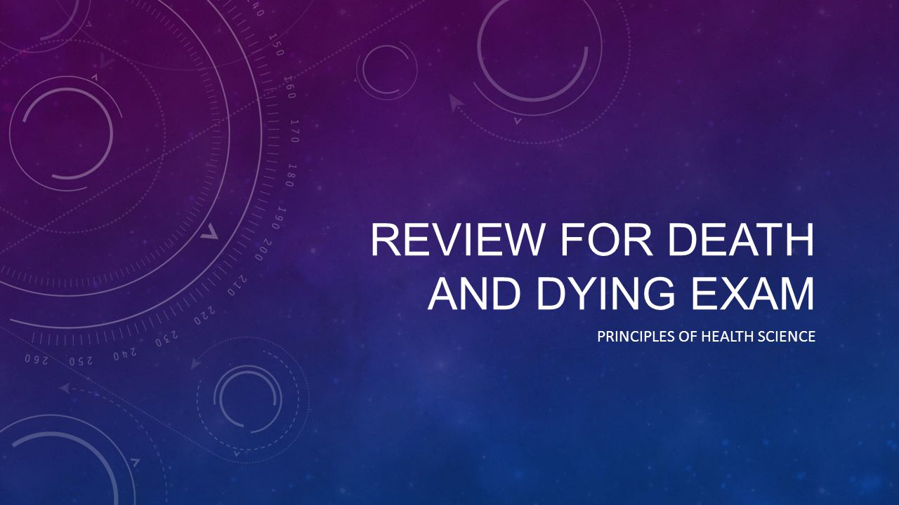 death and dying exam 3 Psychology 2314 jodie hutchinson instructor of psyc 2314 exam 3 review : psyc 2314 adolescence adulthood outline : psyc 2314 exam 4 review : psyc 2314 middle adulthood outline : psyc 2314 late adulthood outline : psyc 2314 death, dying, and bereavement : psyc 2314 exam 5 review last.