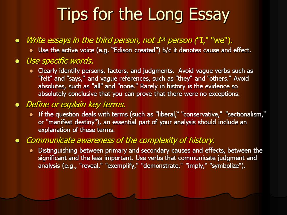 tips writing personal essay Personal essays may seem simple, but can be much more difficult than you think check out some tips and tricks to write a stellar personal essay.