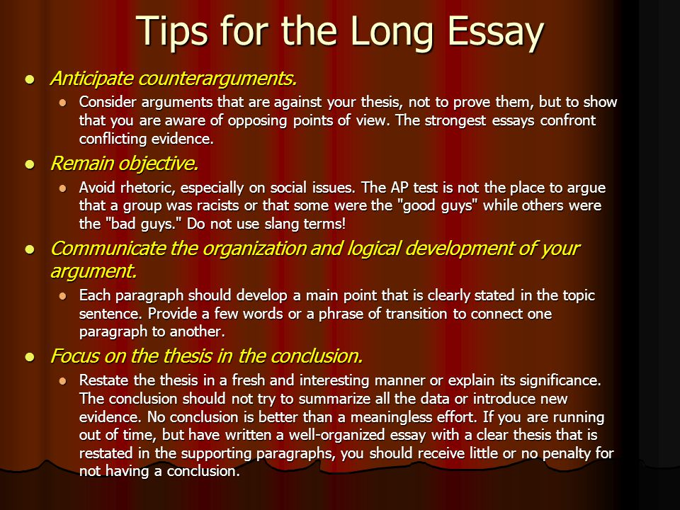 organizational clear objectives essay Smart objectives that relate back to your organization's goals will stick with you throughout your entire event planning process once you have buy-in from the top down, these event goals and objectives will guide your entire process from venue selection through your post-event survey questions.