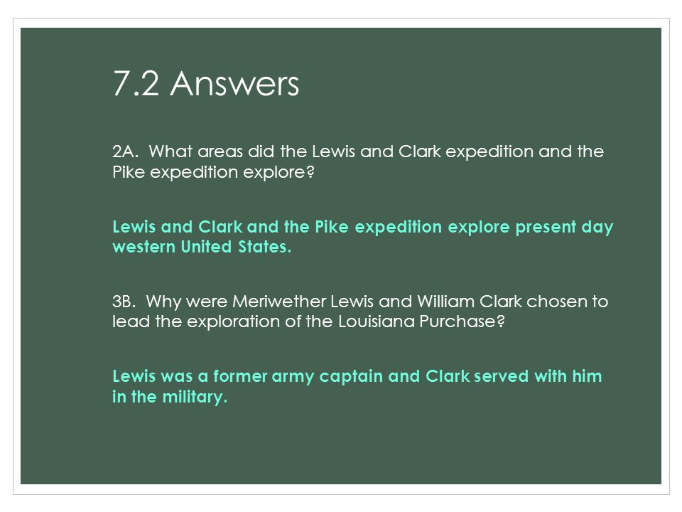 Lewis And Clark Worksheet Answers Worksheets for all | Download ...