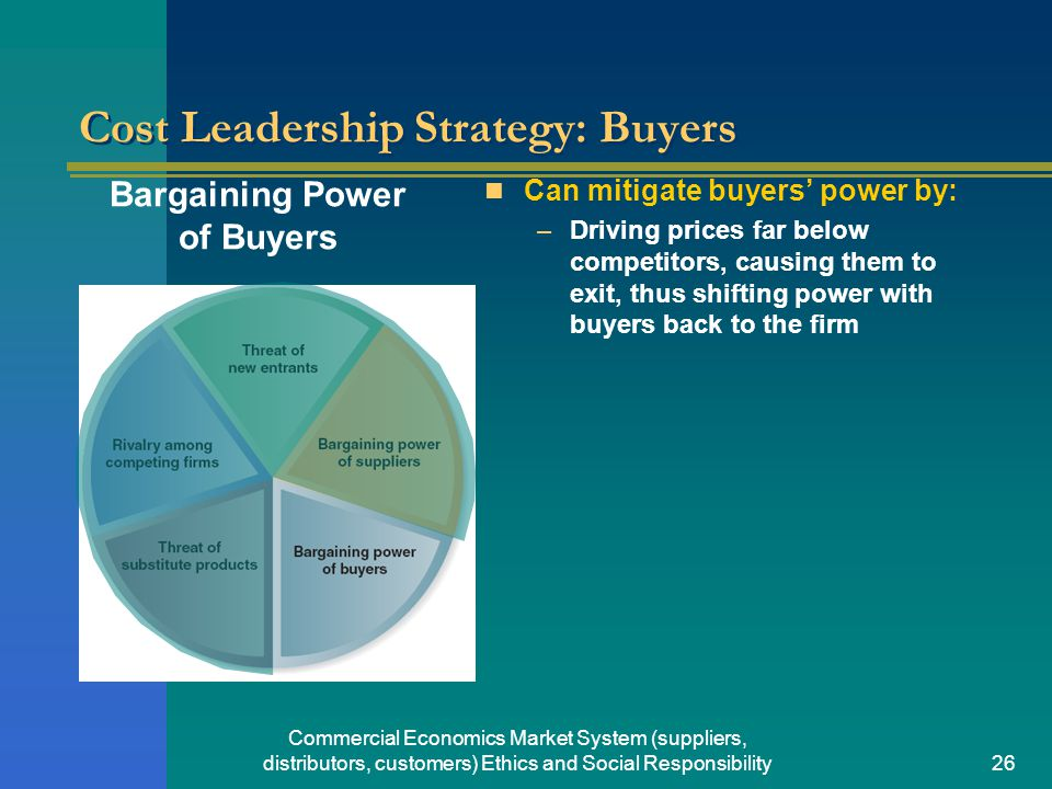 bargaining power of buyers video game console Porter's five forces framework is a tool for analyzing competition of a business  it draws from  the bargaining power of customers is also described as the  market of  using game theory, they added the concept of complementors (also  called  rainer rk and turban e (2009), introduction to information systems ( 2nd.