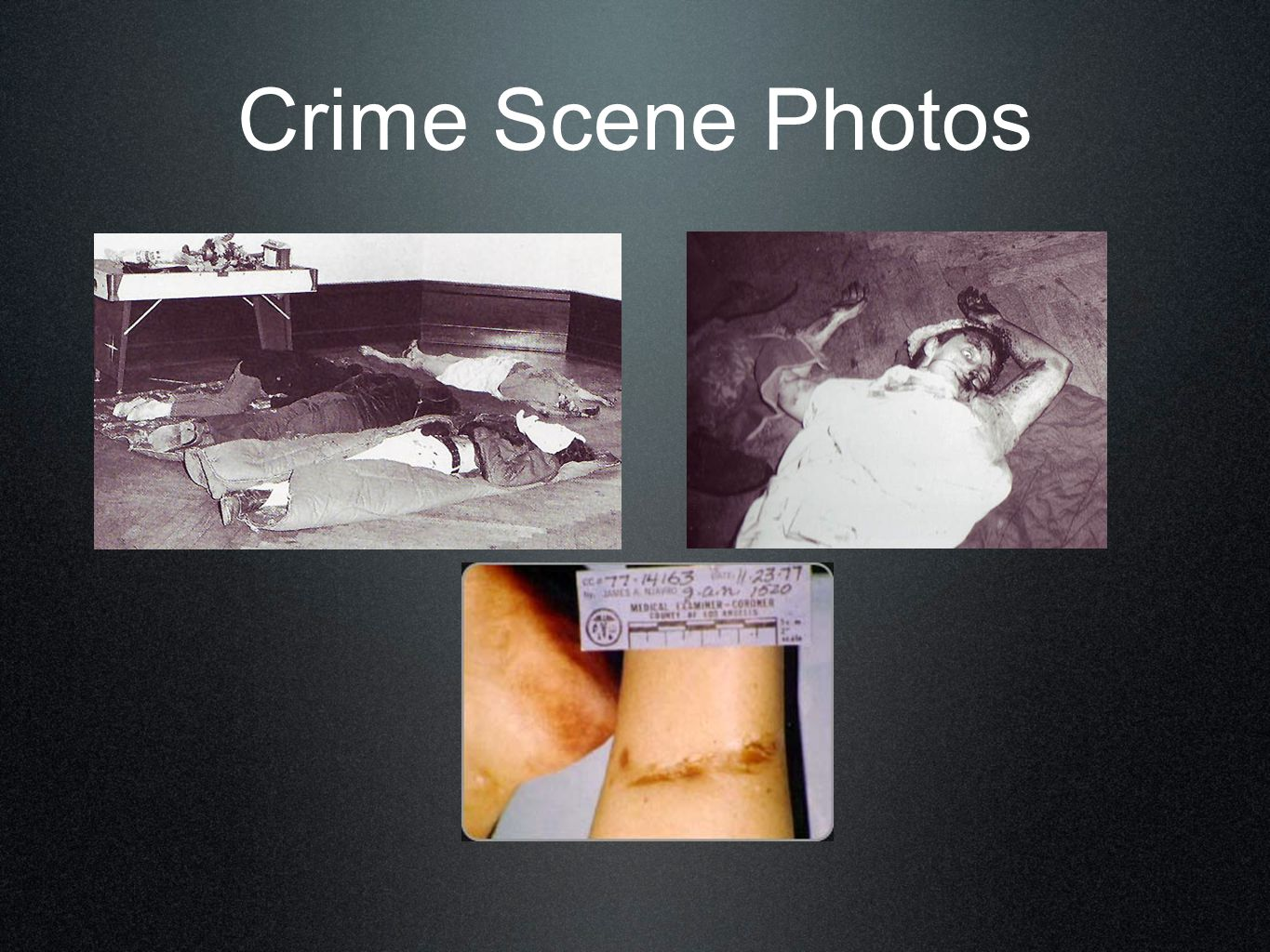 "crjs crime scene write up How to write a police report knowing how to write up a detailed and accurate and ""scene of the crime"" instead of ""code 11,"" which is a."