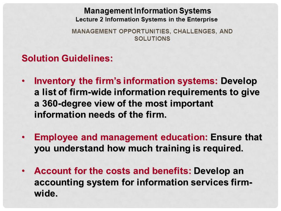 management information systems in restaurants Restaurant management software is available in all operating system versions and most of them give a thorough support and backup for restaurants depending on your restaurant requirements you can select the software based on.