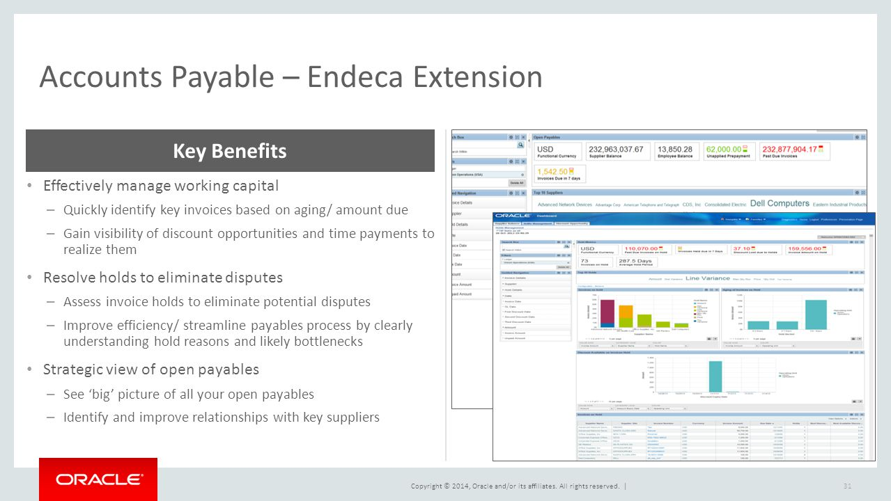 Oracle e business suite ppt download for Jewelry television preferred account pay online service