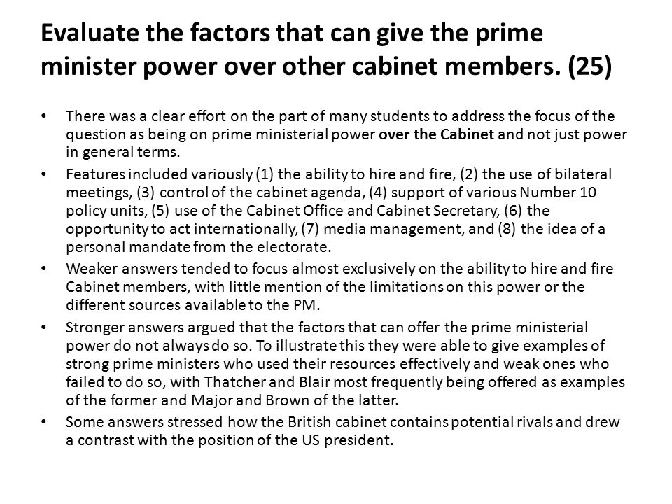 the extent to which cabinets play a role in the political executive The attorney general has a unique role to play as a minister  the attorney  general is the chief law officer of the executive council  under the provisions of  that act, are within the scope of the powers of the legislature  responsibilities  independent of cabinet and of any partisan political pressures.