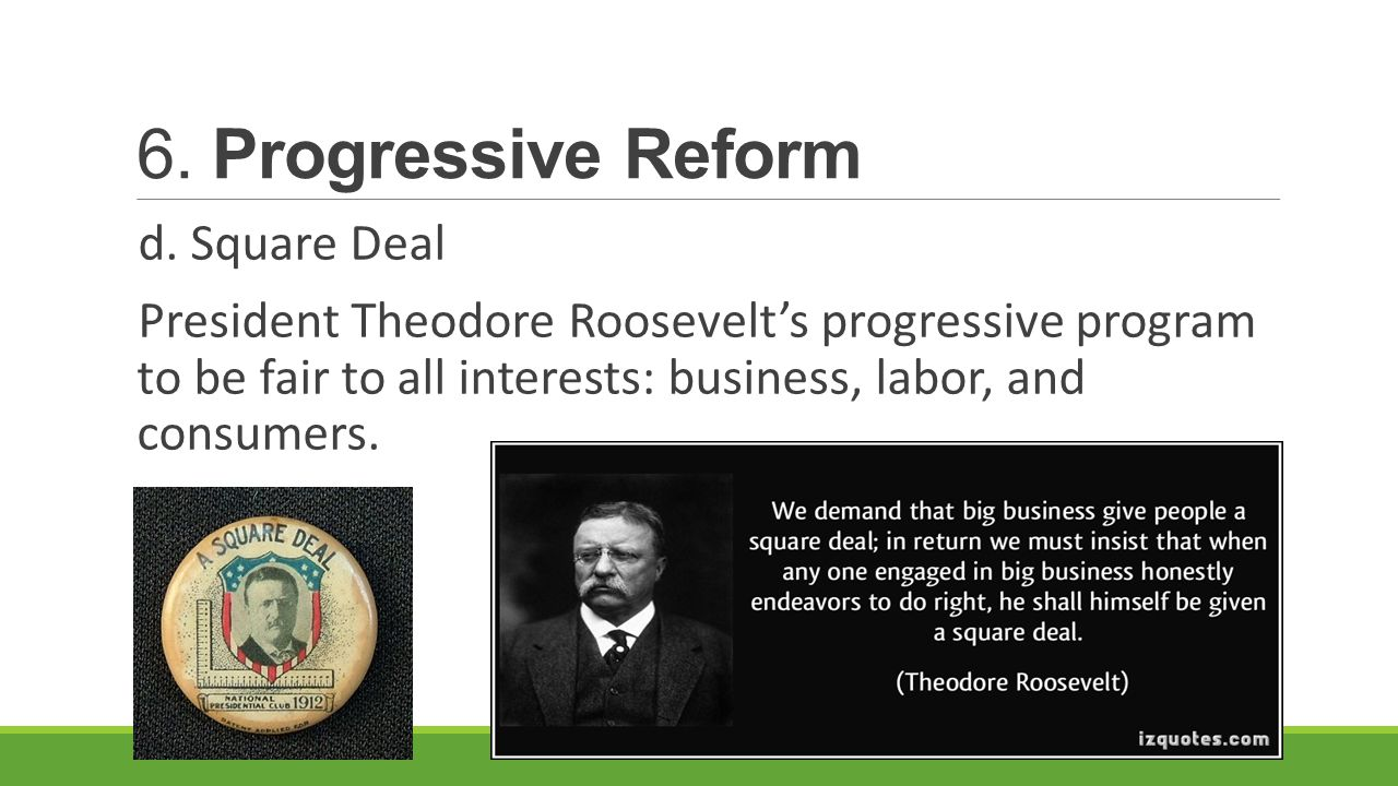 From Progressivism To World War Ii Ppt Download