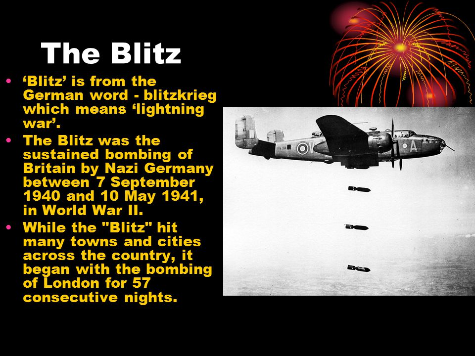 the blitz spirit throughout world war ii The 'blitz' - the period of nazi bombing campaigns on civilian britain during world war ii - was a formative period for british national identity.