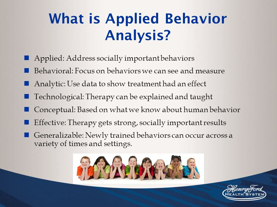 Improving Asd Treatment Outcomes  Ppt Video Online Download