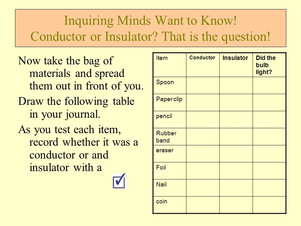 inquiring minds want to know now Inquiring minds want to know: inquiry-based learning in the general  the  teachers will now meet once a week to develop inquiry-based lesson plans and.