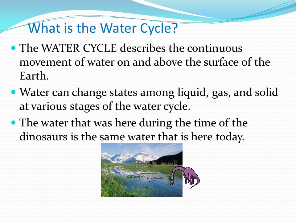 water cycle science focus lesson sc5e71 water cycle ppt video online