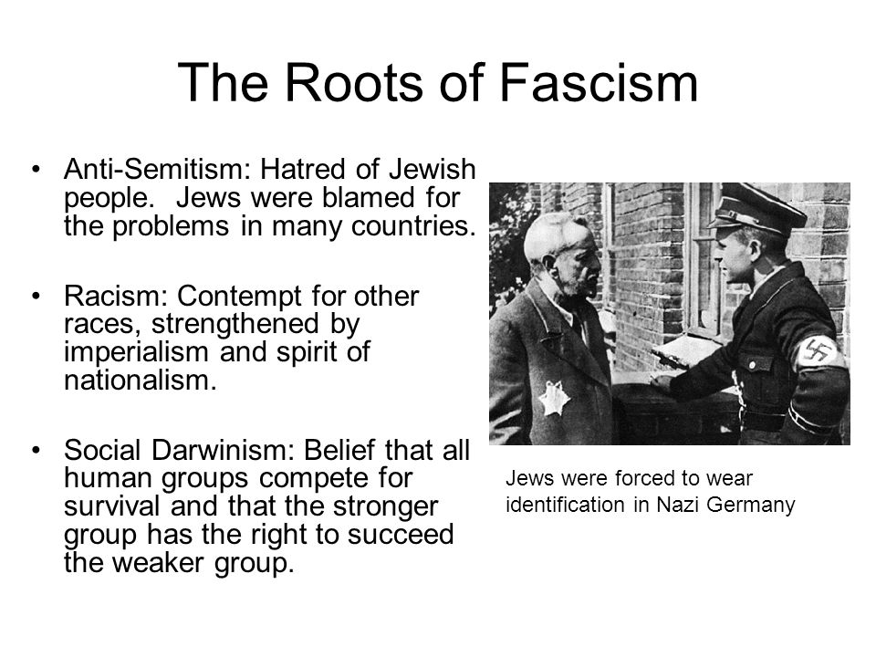 roots of anti semitism essay