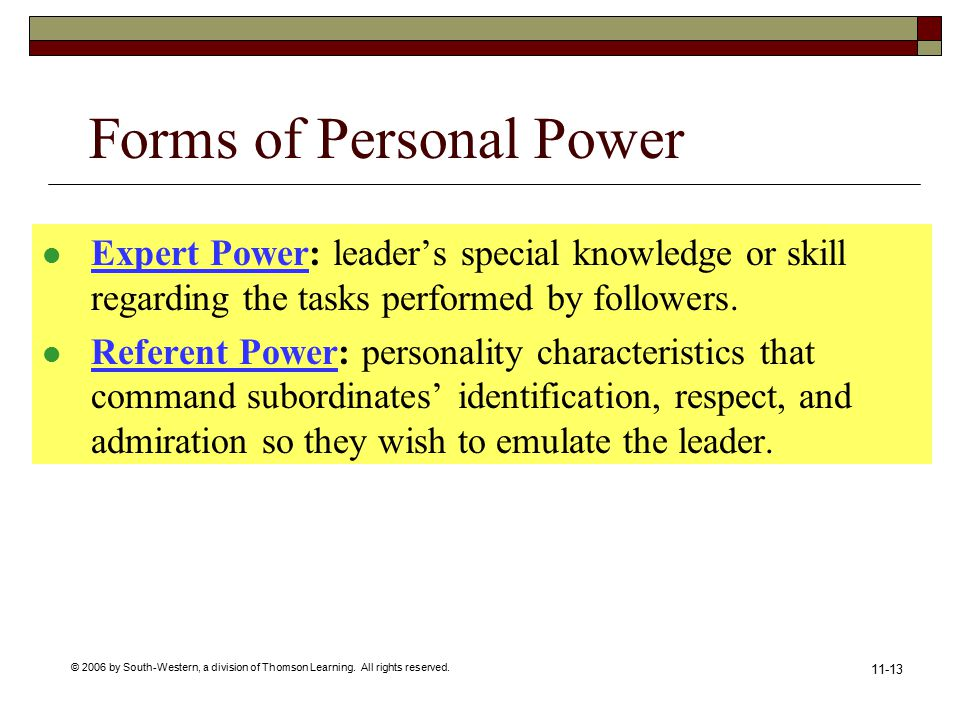 power and leadership in organizations pdf