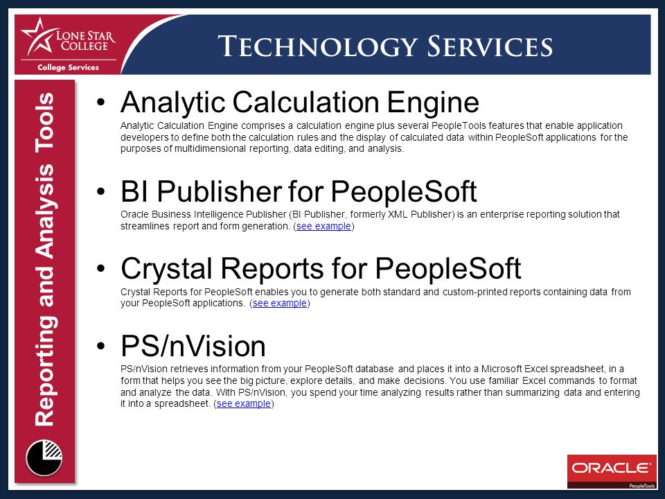 PeopleSoft PeopleTools ppt download – Nvision Peoplesoft