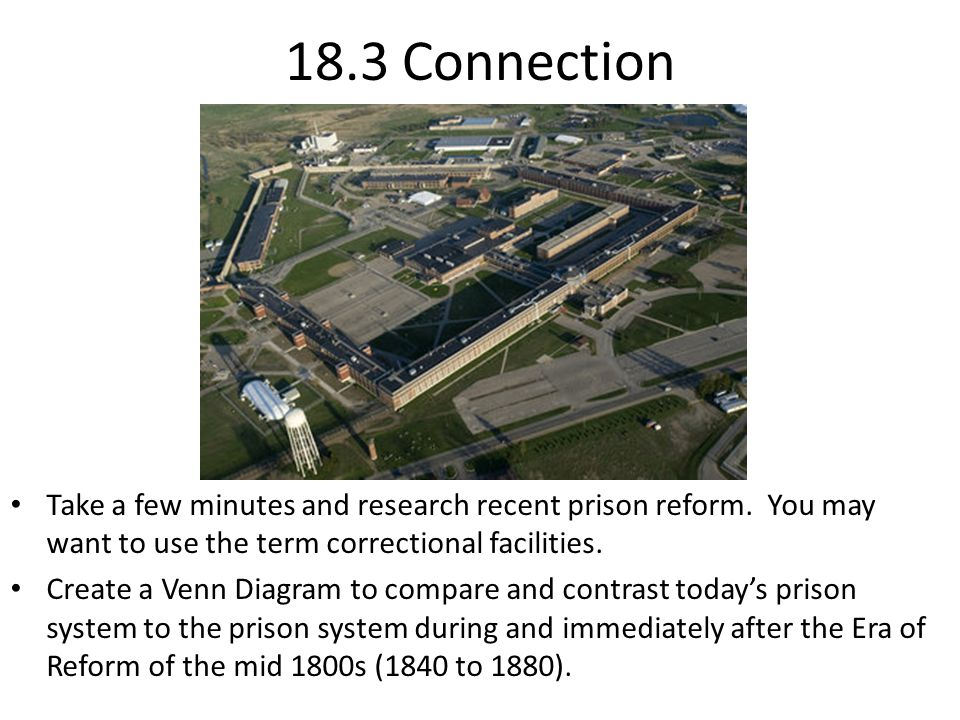 prisons compare and contrast Running head: jail and prisons comparison paper 1 jail and prisons comparison paper brian t anderson.