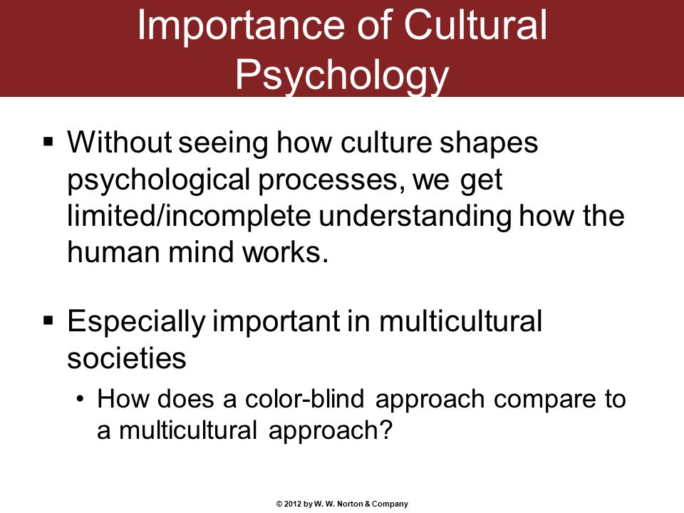psychology of cult