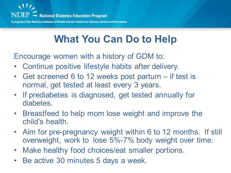 History of Gestational Diabetes Presentation - ppt download