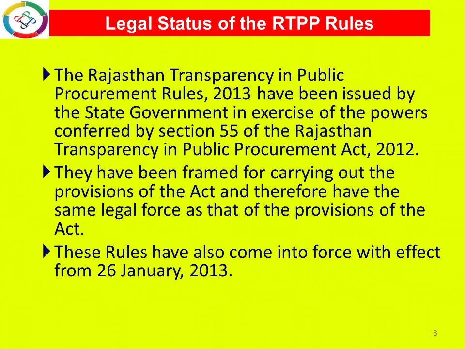 essay on transparency in public procurement act 2012