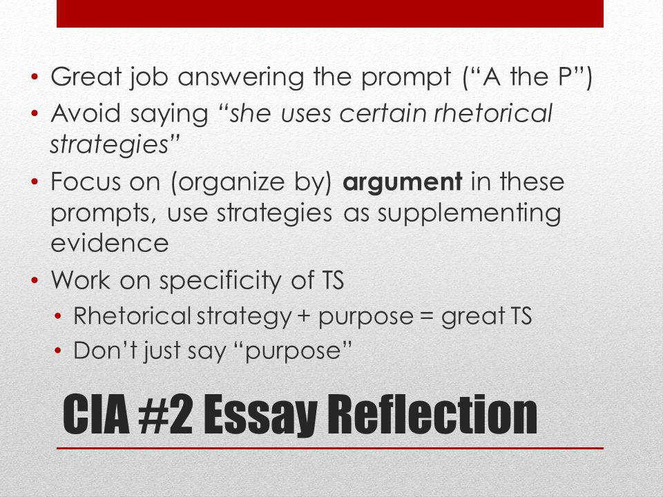 paraphrase practice paragraphs ppt cia 2 essay reflection great job answering the prompt a the p