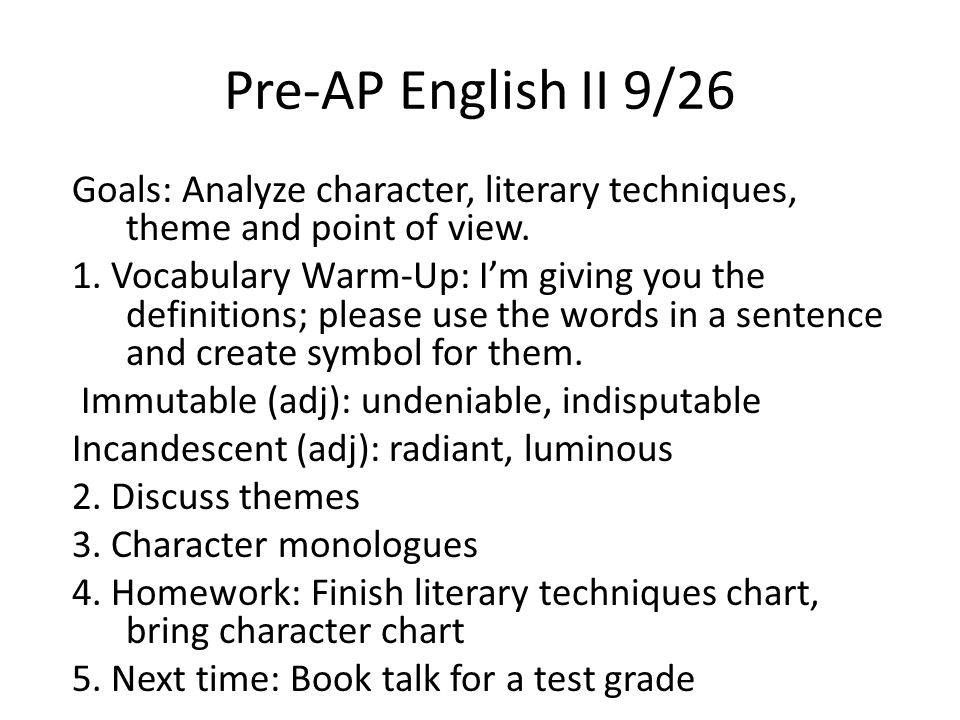 AP English Language and Composition: How Your Essays Are Scored