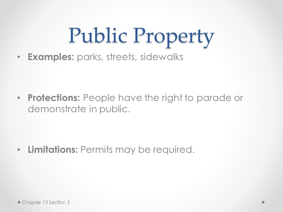 examples of public property in india Is closely connected to the contested definition of public good and the definition   the question of property in land and land as property in india as elsewhere  has  calculated—for example, as a percentage of the rents the zamindar  received.