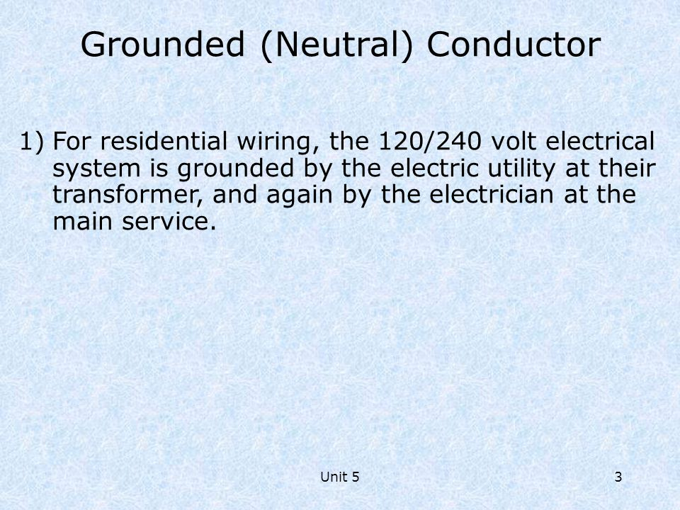 Electrical Wiring Residential ppt video online download
