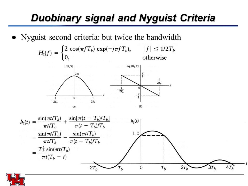 Signal and binary engineering