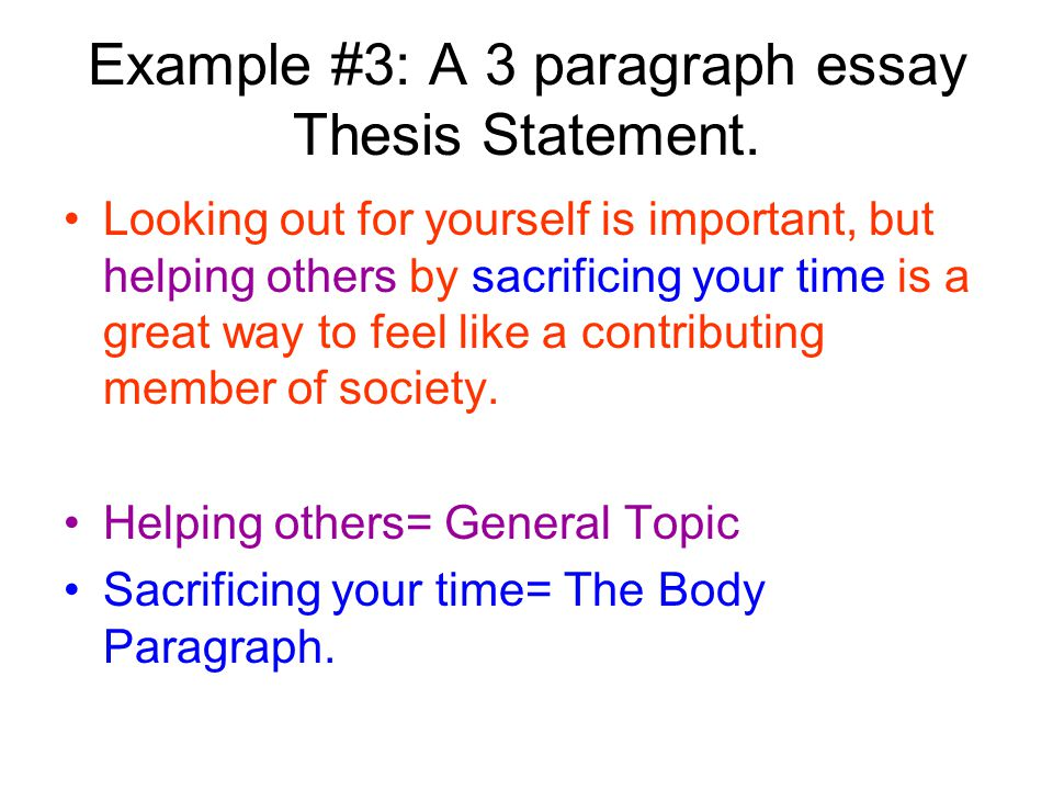 thesis statement introduction us university guidance