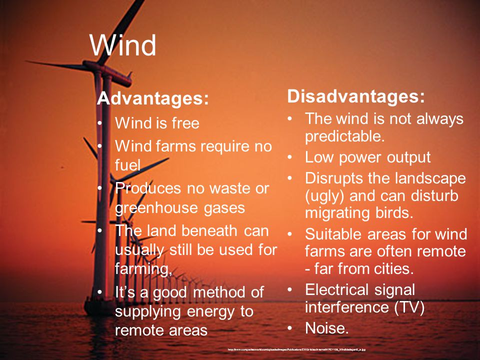 the history and benefits of wind energy Interested reader with a basis for understanding wind power in general, as well  as  overview of the history, technologies, economics, environmental  wind  power has many benefits that make it an attractive source of.