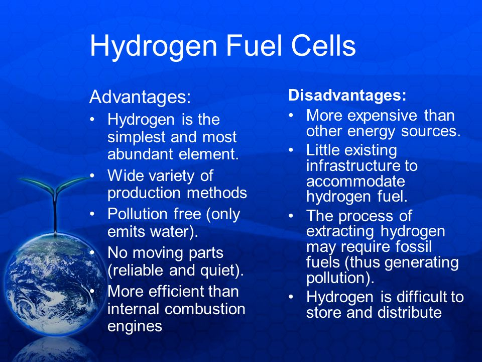 Hydrogen Fuel Cell Vehicles Essay