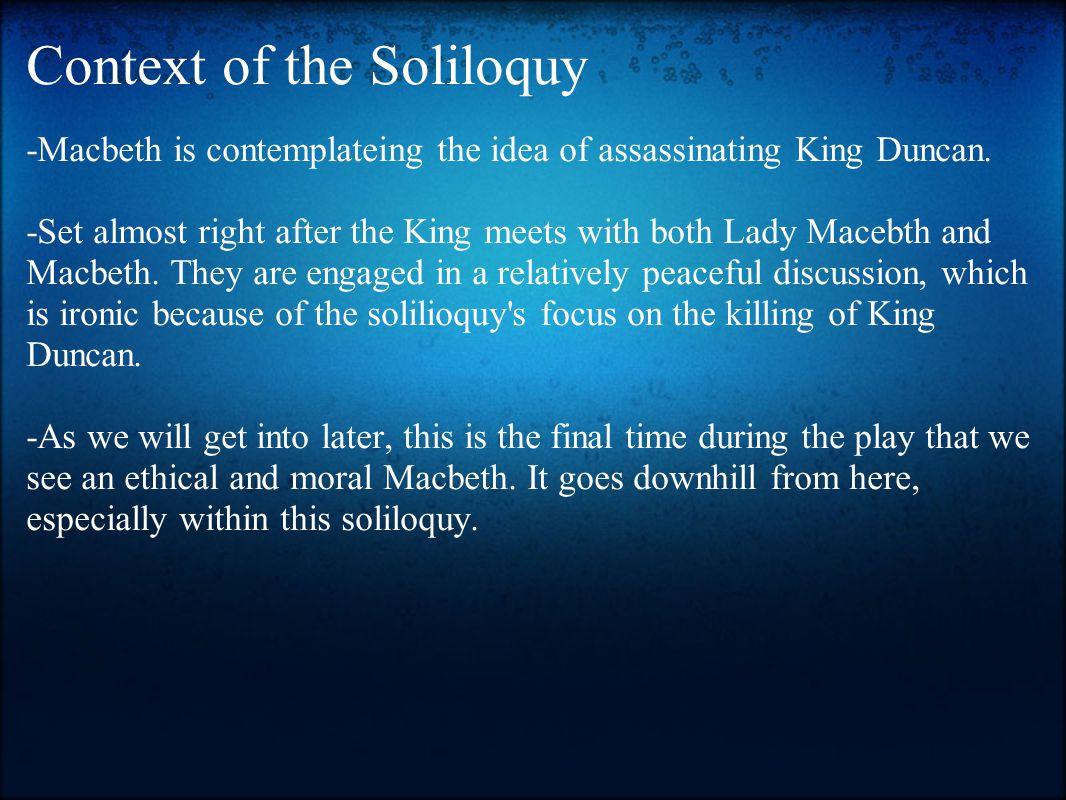 soliloquy of macbeth Soliloquy essay in macbeth conclusion karwia - ośrodek wypoczynkowy fulay  - kompleks wypoczynkowy prywatnych apartamentów.