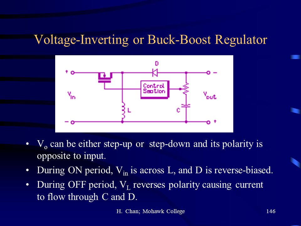 Voltage-Inverting or Buck-Boost Regulator