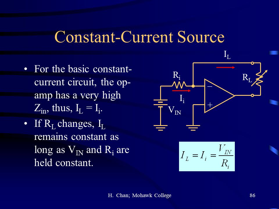 Constant-Current Source