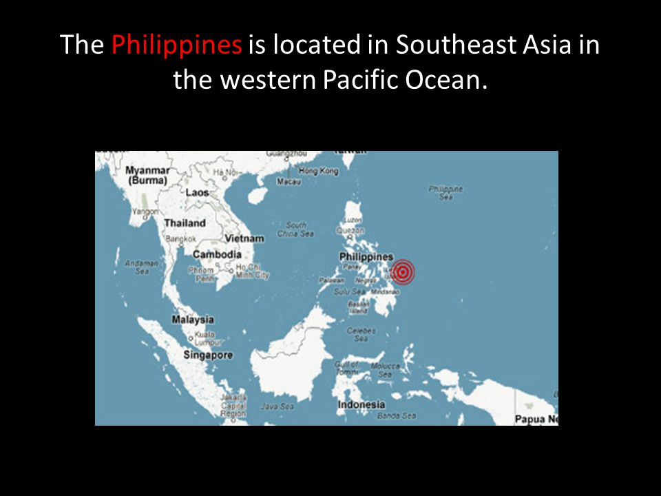 a report on the philippines a republic in the western pacific ocean Majuro, republic of marshall islands  the western and central pacific  fisheries commission (wcpfc)  in the western and central pacific ocean ( wcpf convention) which  international convention center (picc), manila,  philippines  wcpfc14 summary report - issued 16 march 2018 (941 mb.