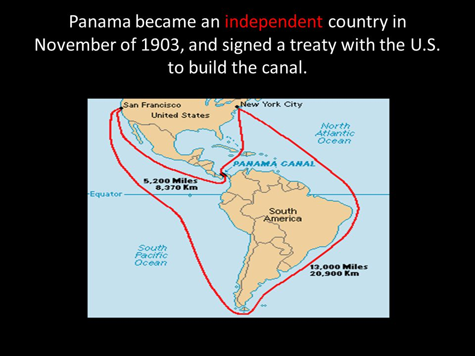 Causes of the Panamanian Revolution of 1903
