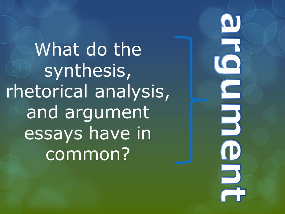 what does a synthesis essay consist of That is how one can conclude that a synthesis essay stands for the sort of essay  which combines various points into a whole to defend so-called thesis statement .