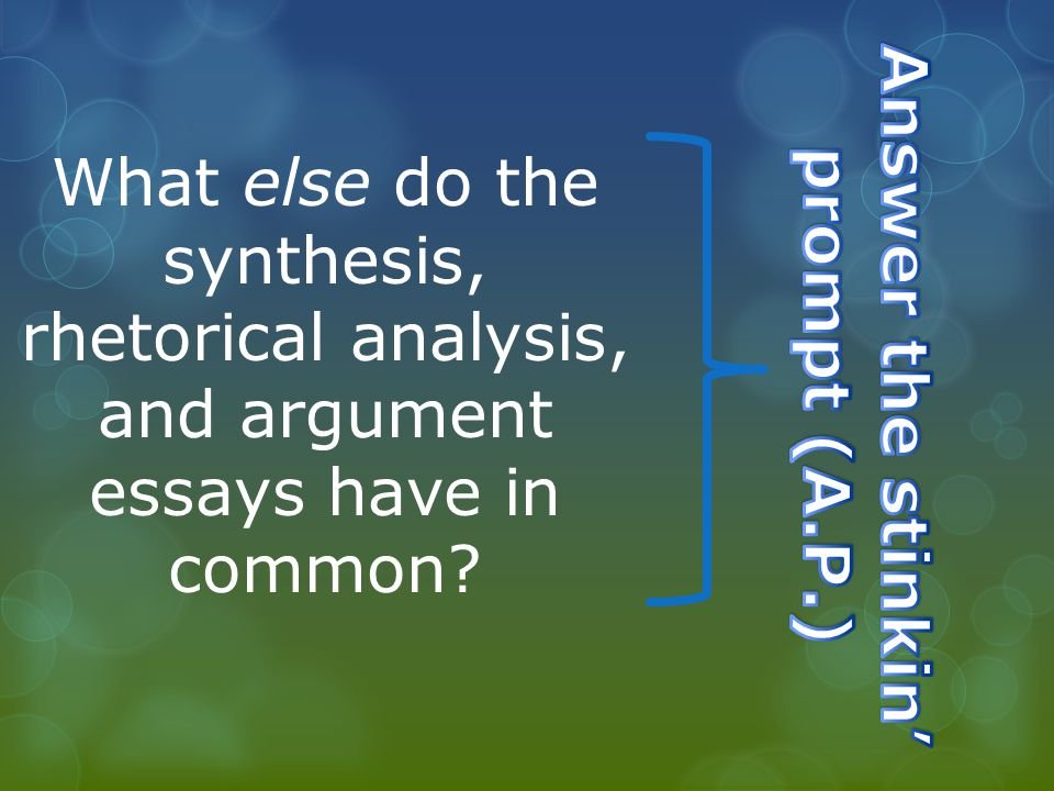 ap english language and composition analysis essay prompts