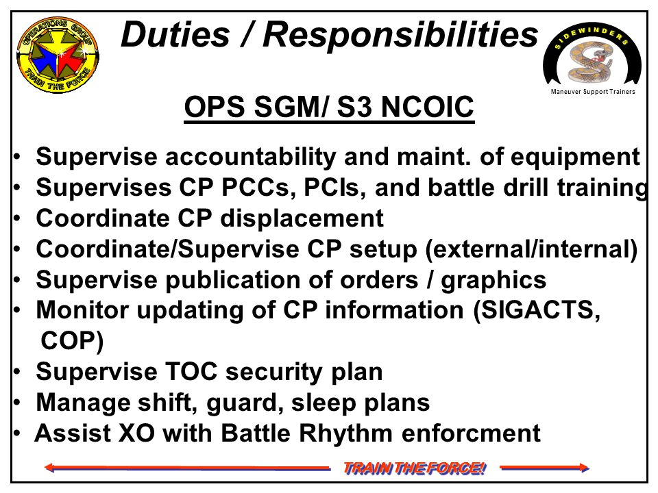 staff duty nco procedures for signing The authority of the noncommissioned officer and sets forth the basic procedures to process military criminal cases staff duty nco.