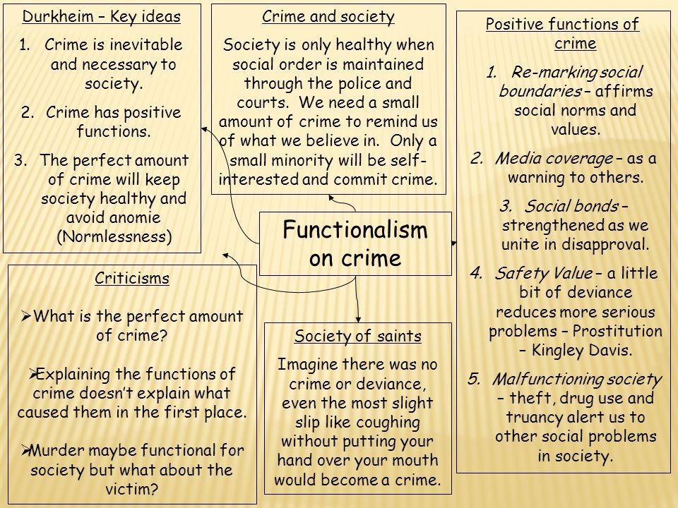 crime as a social problem pdf