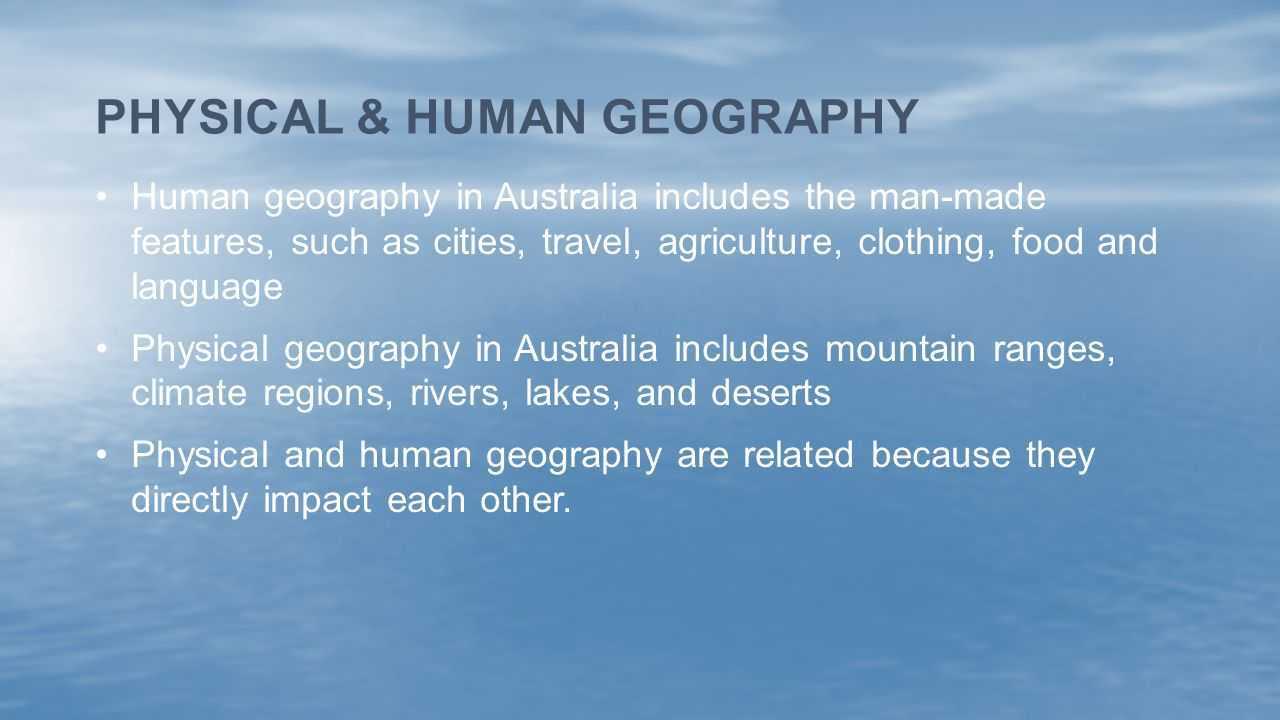 introduction to australia  new zealand  and oceania