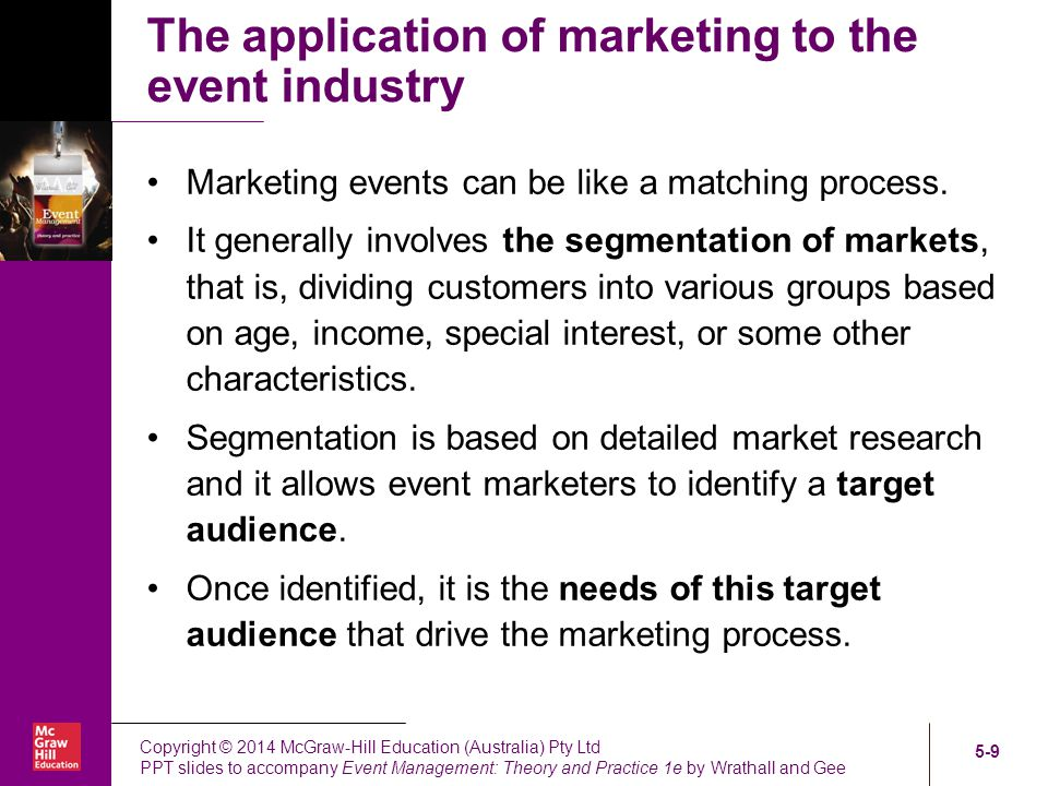the applicability of the five marketing orientations Download file to see previous pages the five marketing orientation the production concept is one of the oldest system in the world which in the united states began to proliferate itself after the industrial revolution.