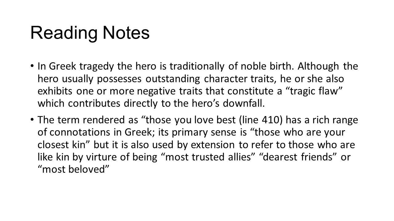 essay antigone being tragic hero