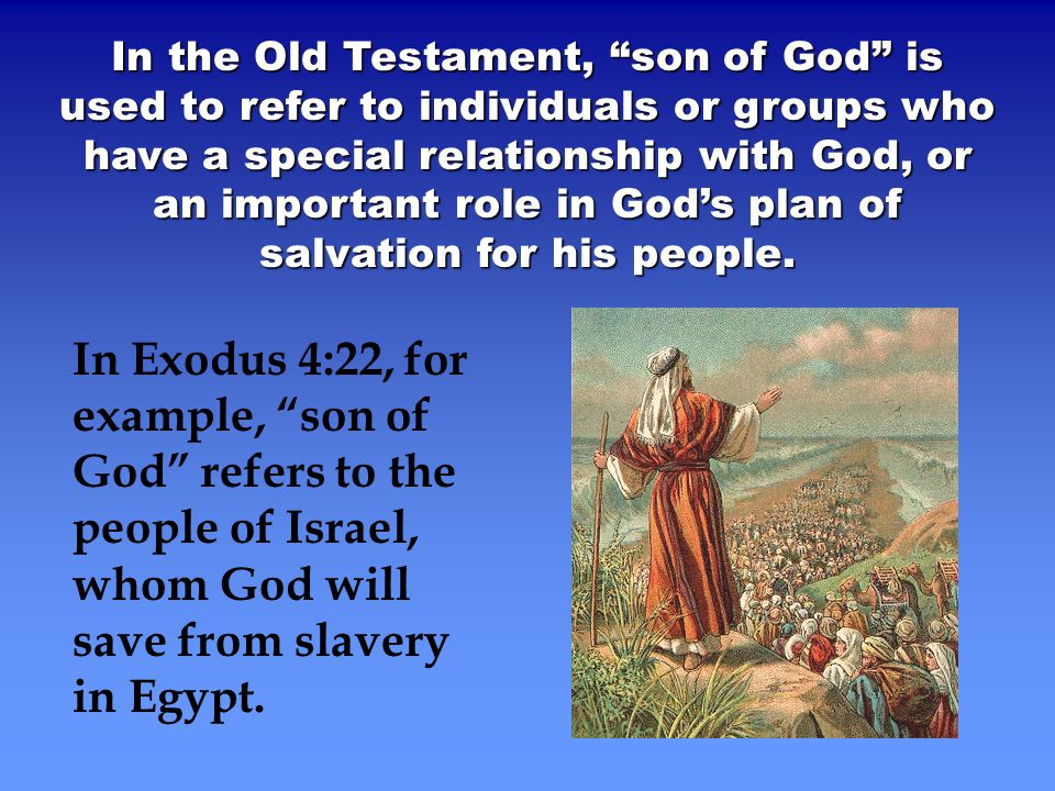 "the religion of the old testament and the role of god The enlightenment and belief in god home the enlightenment and belief in god, may 27, 2002 march 26,  the bible was the source of knowledge about him, especially the old testament, for there one could learn, among other things, the history of humankind and the divine purposes  a measure of how close one stood to god"" religion grew."