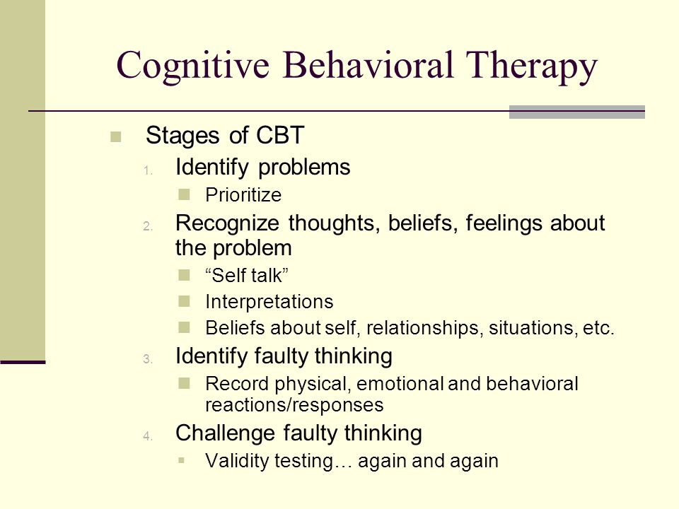 history of cognitive behavioral therapy pdf