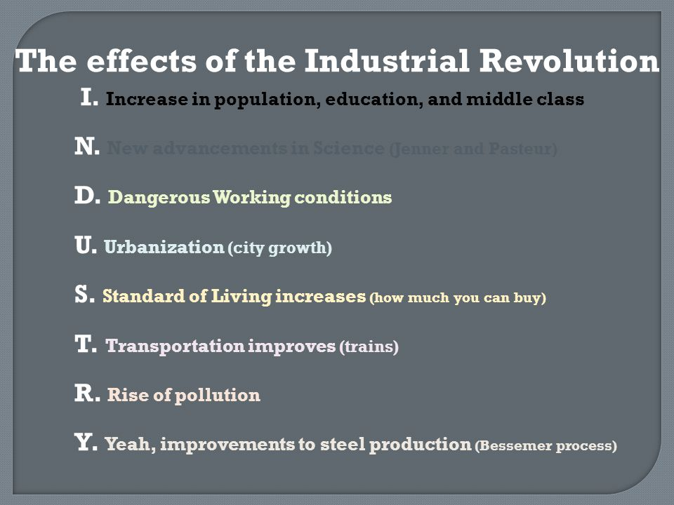the influence of the transportation revolution in the rise of the manufacturing industry in the unit Newspaper advertisement the industrial revolution was a time when a  focus  on reading have you heard the saying, : cause and effect chains you might say  that all of  new machines encouraged the rise of new  of 1812 aid the growth  of american manufacturing  farmers to plant and harvest huge crop fields.