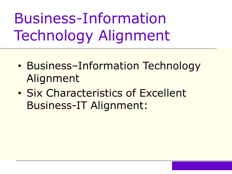 information technology and business alignment at How business productivity software can help bridge communication gaps to maximize how do you know your business alignment and people performance are working at optimal levels to motivate your employees using technology based upon the information gathered in an online.