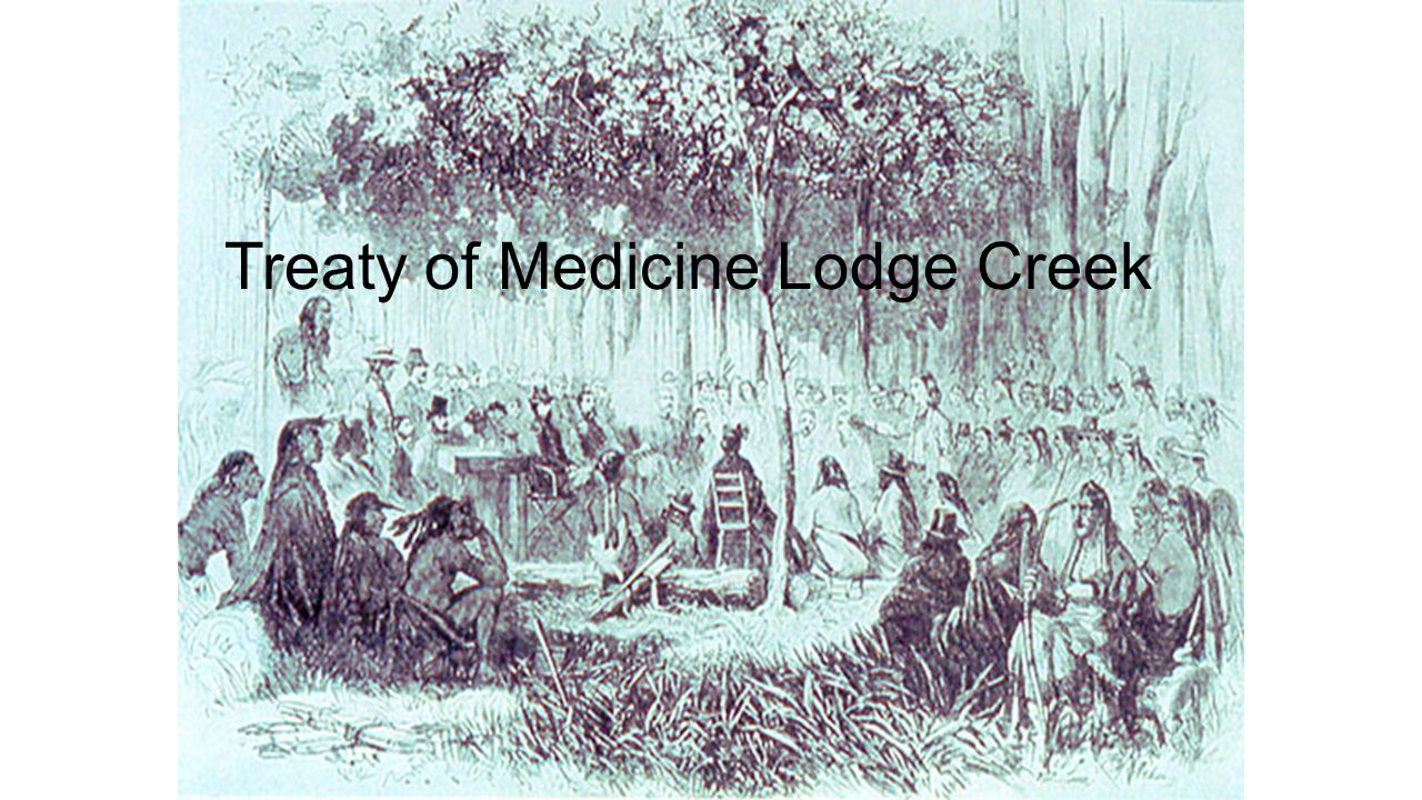 Treaty of Medicine Lodge Creek
