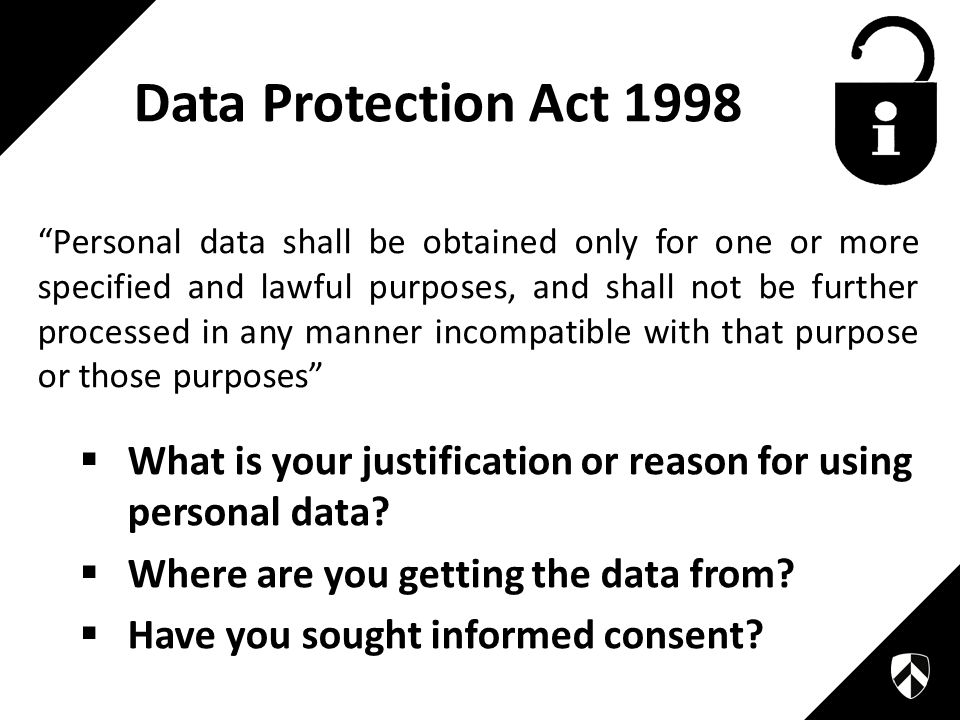 data protection act 1998 essay Understand legislation, policies and procedures for confidentiality and sharing information including data protection data protection act 1998.